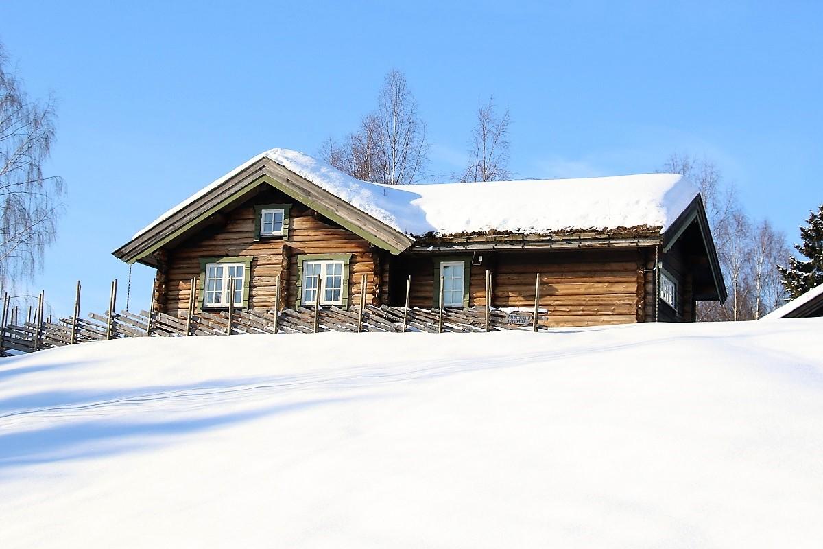 Et sted hvor hyttefolk møtes og finner inspirasjon