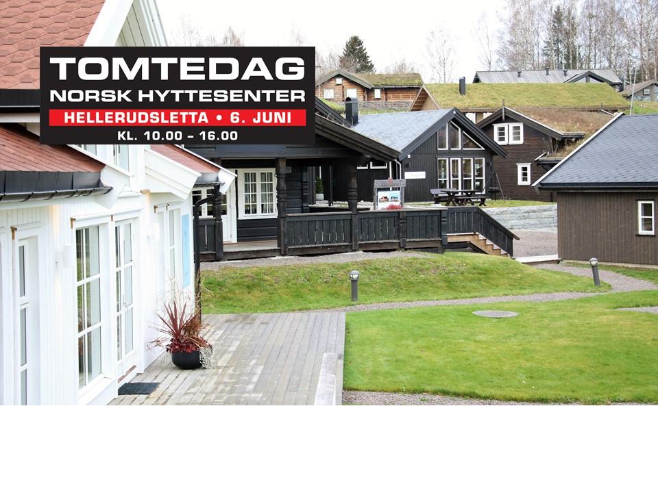 Hytte- og tomtemesse 7.-9. september 2018